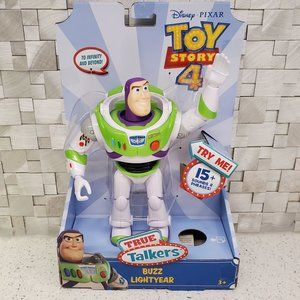 Toy Story Buzz Lightyear Talking Buzz Lightyear -
